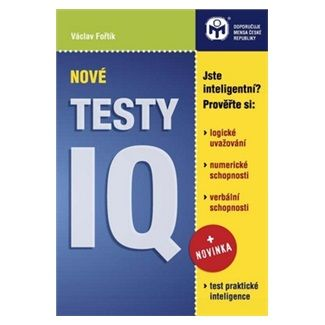 Václav Fořtík: Nové testy IQ cena od 86 Kč