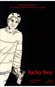 Netopejr Lucky Boy - comics cena od 158 Kč