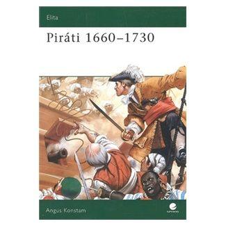 Angus Konstam: Piráti 1660 - 1730 cena od 67 Kč