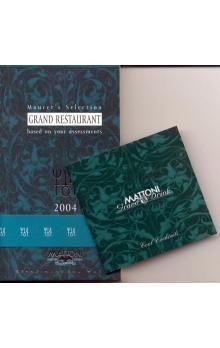Pavel Maurer: Maurer´s Selection - Grand Restaurant 2004 - based on your assessments cena od 108 Kč