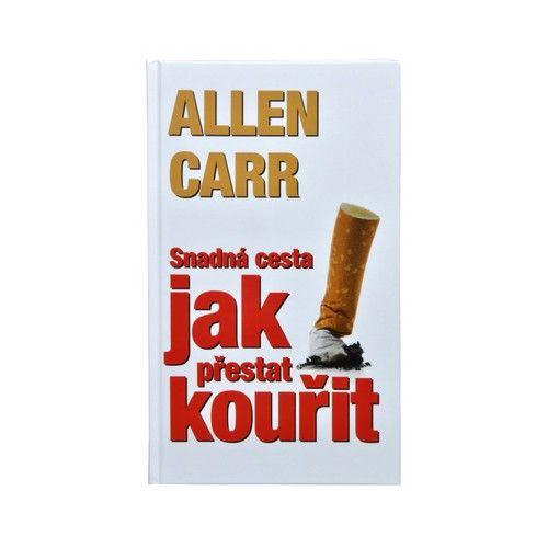 Allen Carr: Snadná cesta jak přestat kouřit cena od 191 Kč