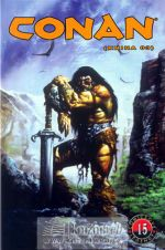 Roy Thomas: Comicsové legendy #15: Conan #03 cena od 199 Kč