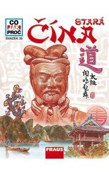 Walter Dr. Flemmer: Stará Čína - Co, Jak, Proč? - svazek 25 cena od 151 Kč