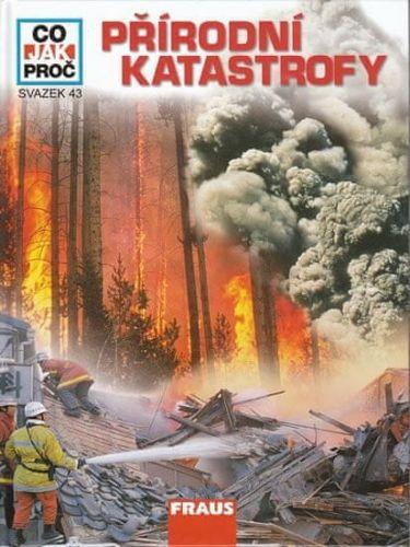Rainer Crummenerl: Přírodní katastrofy - Co, jak, proč? - svazek 43 cena od 130 Kč