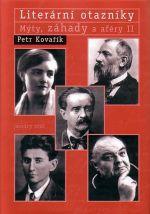 Petr Kovařík: Literární otazníky cena od 163 Kč