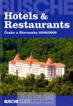 Hotels&Restaurants Česko a Slovensko 2008/2009 cena od 267 Kč