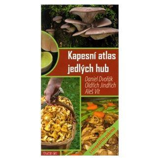 Kapesní atlas jedlých hub cena od 155 Kč