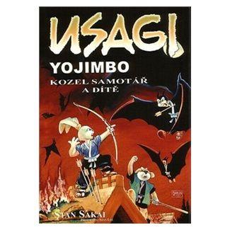 Stan Sakai: Usagi Yojimbo - Kozel samotář a dítě cena od 119 Kč