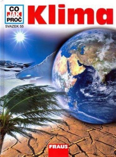 Werner Buggisch: Klima - Co,Jak,Proč? - svazek 55 cena od 130 Kč
