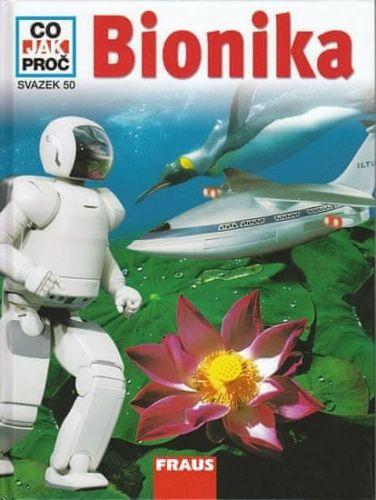 Zeuch Martin: Bionika - Co, Jak, Proč? - svazek 50 cena od 128 Kč
