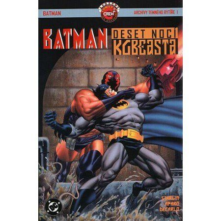 Jim Starlin: Batman: Deset nocí KGBeasta cena od 164 Kč