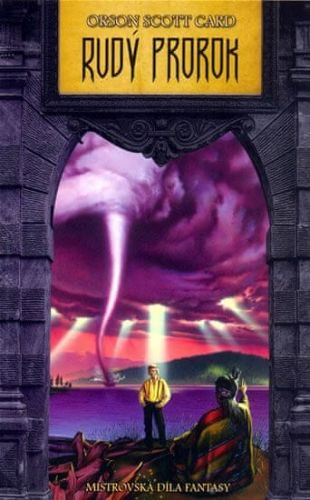 Orson Scott Card: Rudý prorok cena od 142 Kč