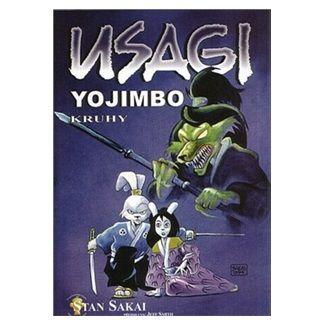 Stan Sakai: Usagi Yojimbo 06: Kruhy cena od 148 Kč