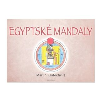Martin Kratochvíla: Egyptské mandaly cena od 134 Kč