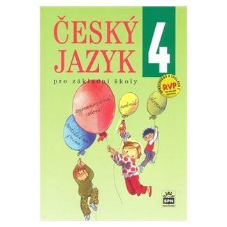 Eva Hošnová: Český jazyk 4 pro základní školy cena od 97 Kč