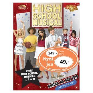 Walt Disney: High School Musical Knížka na rok 2010 cena od 42 Kč
