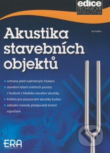 ERA vydavatelství Akustika stavebních objektů cena od 91 Kč