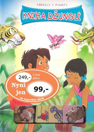 Ottovo nakladatelství Kniha džunglí cena od 101 Kč