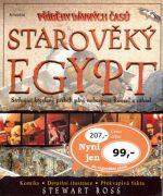 Stewart Ross, Richard Bonson: Starověký Egypt Příběh dávných časů cena od 79 Kč