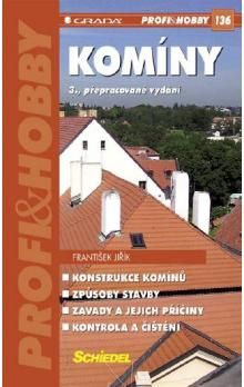 František Jiřík: Komíny cena od 102 Kč