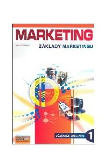 Marek Moudrý: Marketing - Základy...1. - Učeb.studenta cena od 170 Kč