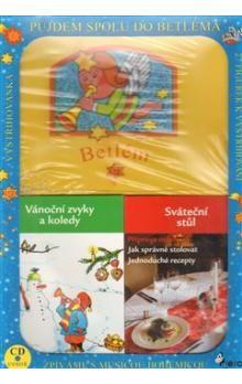 Petr Šulc: Vánoční krabička - 2 knížky+CD+betlém cena od 90 Kč