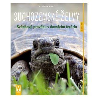 Hartmut Wilke: Suchozemské želvy - Jak na to cena od 89 Kč
