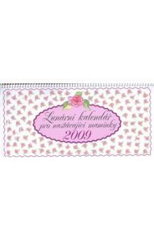 Krásná paní Lunární kalendář pro nastávající maminky 2009 cena od 111 Kč