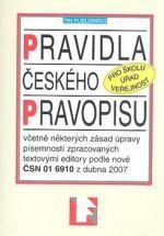 FIN Publishing Pravidla českého pravopisu cena od 87 Kč
