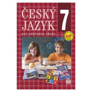 Eva Hošnová: Český jazyk 7 pro základní školy cena od 107 Kč