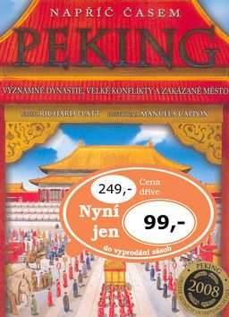 Richard Platt: Peking cena od 223 Kč