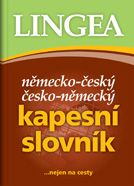 Lingea Německo-český česko-německý kapesní slovník cena od 189 Kč