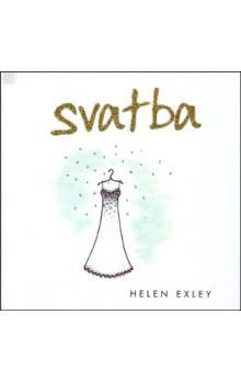 Helen Exley, Joanna Kidney: Svatba cena od 119 Kč