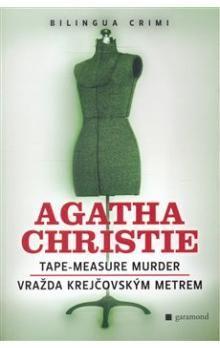 Agatha Christie: Vražda krejčovským metrem / Tape-Measure Murder cena od 161 Kč