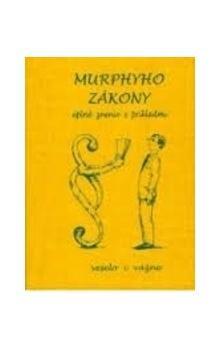 Elena Konvitová: Murphyho zákony úplné znenie s príkladami cena od 100 Kč