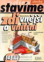Martin Kužela: Zdi vnější a vnitřní - 3.aktual.vydání - edice Stavíme cena od 0 Kč