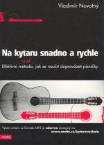 Vladimír Novotný: Na kytaru snadno a rychle - Vladimír Novotný cena od 69 Kč