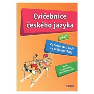 Aleš Leznar: Cvičebnice českého jazyka aneb Co byste měli znát ze základní školy cena od 187 Kč