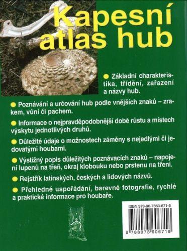 Miroslav Smotlacha: Kapesní atlas hub cena od 99 Kč