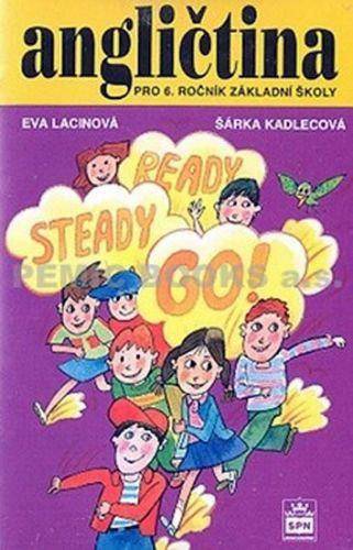 Eva Lacinová: Angličtina pro 6.ročník základní školy - MC cena od 128 Kč