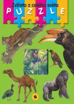 Francisco Arredondo: Zvířata z celého světa - puzzle cena od 87 Kč