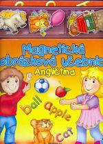 REBO Productions Angličtina Magnetická obrázková učebnice cena od 0 Kč