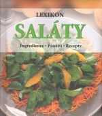 Hackstein, Engelmann: Lexikon Saláty - Ingredience, použití, recepty cena od 100 Kč