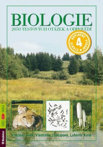 Lubomír Kincl, Kolektiv: Biologie - 2000 test.otázek a odpovědí -3.dop.vydání cena od 120 Kč