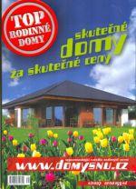 TOP Rodinné domy 1/2007 cena od 98 Kč