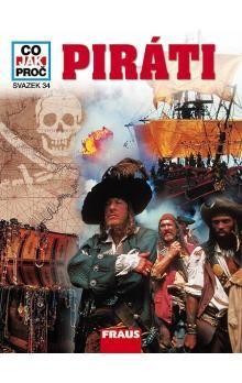 Rainer Crummenerl: Piráti - Co,Jak,Proč - svazek 34 cena od 128 Kč