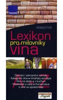 Lexikon pro milovníky vína cena od 91 Kč