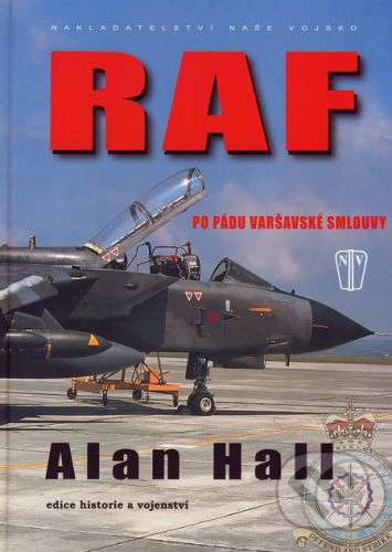 Allan Hall: RAF - po pádu Varšavské smlouvy cena od 115 Kč