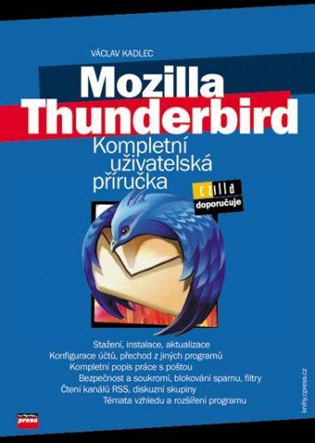 Václav Kadlec: Mozilla Thunderbird cena od 114 Kč