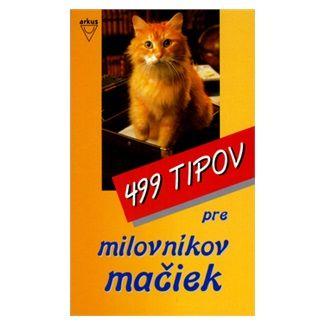 Christopher Sandt: 499 tipov pre milovníkov mačiek cena od 127 Kč